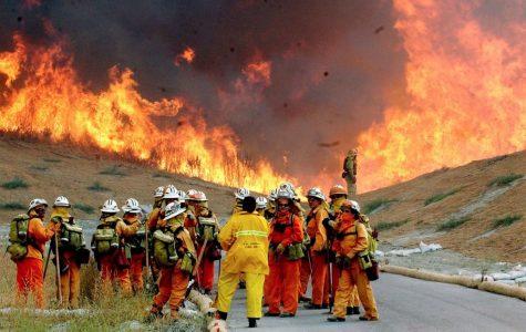 Inmates Battling the California Blazes
