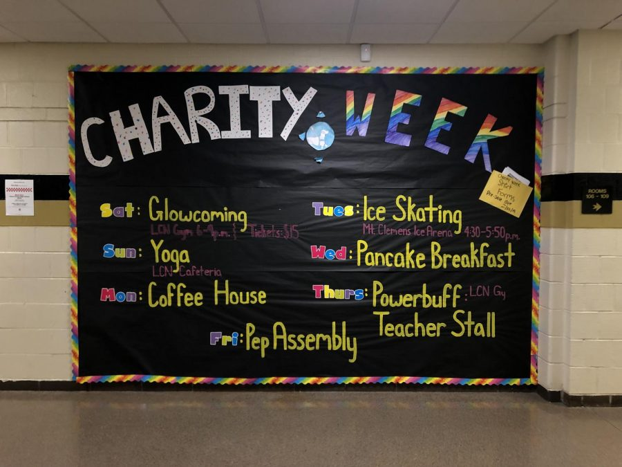 Charity Week 2019