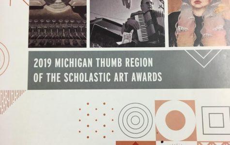 Macomb Community College Art Award Night