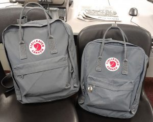 Fjällräven Kånken: They've Got Your Back