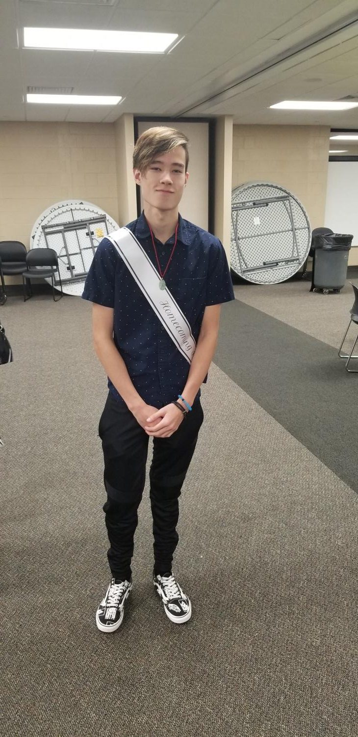 Homecoming Court: Josh Boggess