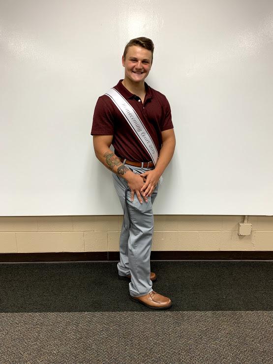Senior Nominees: Connor Miscovich