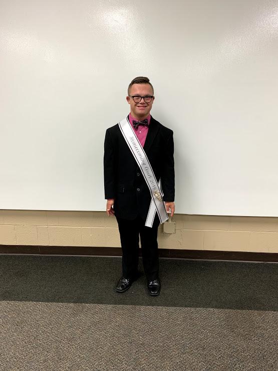 Senior Nominees: David Everhart