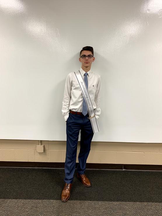 Senior Nominees: Ryan Hudecz