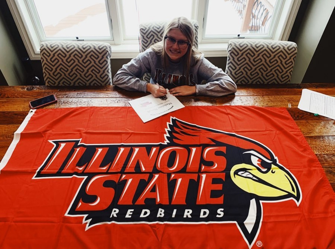 Sissy Novak Signs With Illinois State