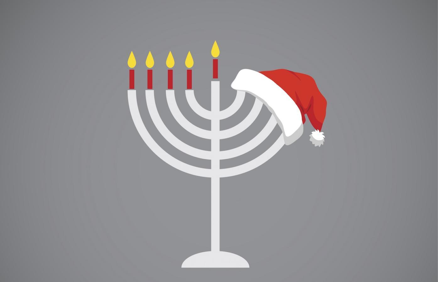 9 in 10 people in America celebrate Christmas each year