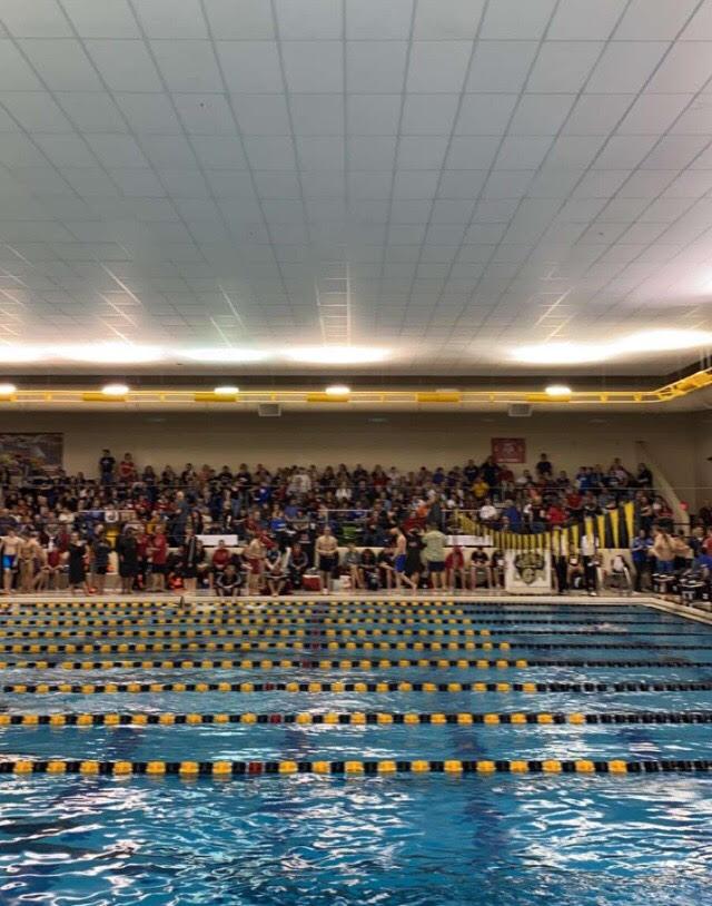 New Records; Controversy at Boys Swim County Championship