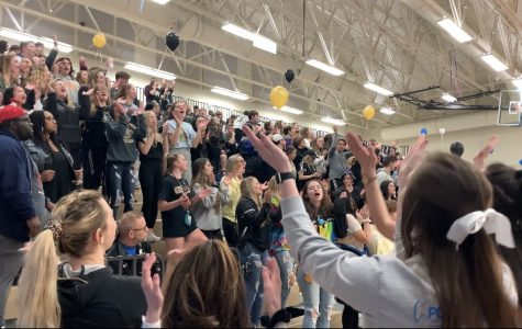 LCHS Vs. LCN Staff Basketball Game Review