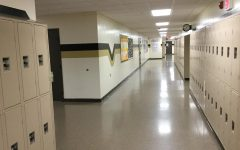 The hallways of L'Anse Creuse North will once again be filled with students. Photo Credit: Dominic Comfort