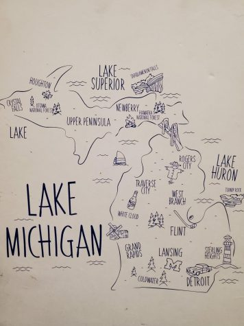 The most popular places in michigan