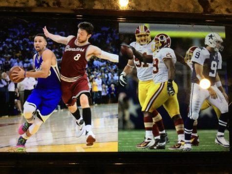 Christmas Day NBA Basketball vs Thanksgiving Day NFL Football