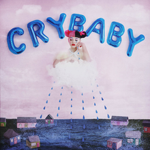 The Cry Baby album is Melanie Martinez