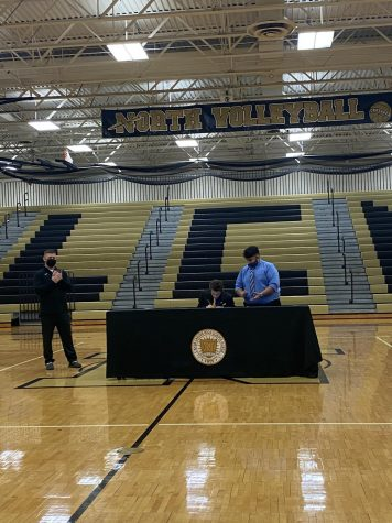 Dominic Comfort - Lake Superior State University for track & cross country