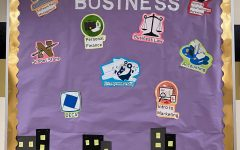 DECA is a club sponsored by the Business Department at LCN