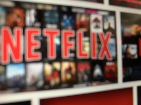 Netflix, popcorn and chill.