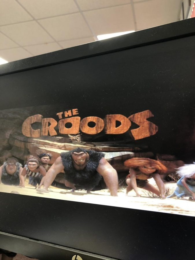 The Croods can be found on Netflix; check it out before seeing Croods The New Age