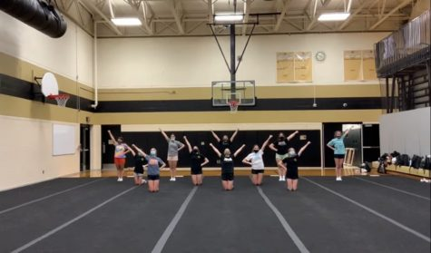 Competitive Cheer Season: Successes and Struggles