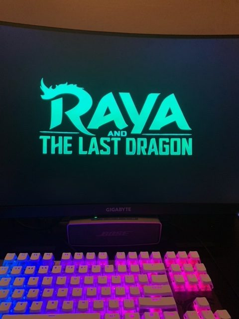 Raya and The Last Dragon Review